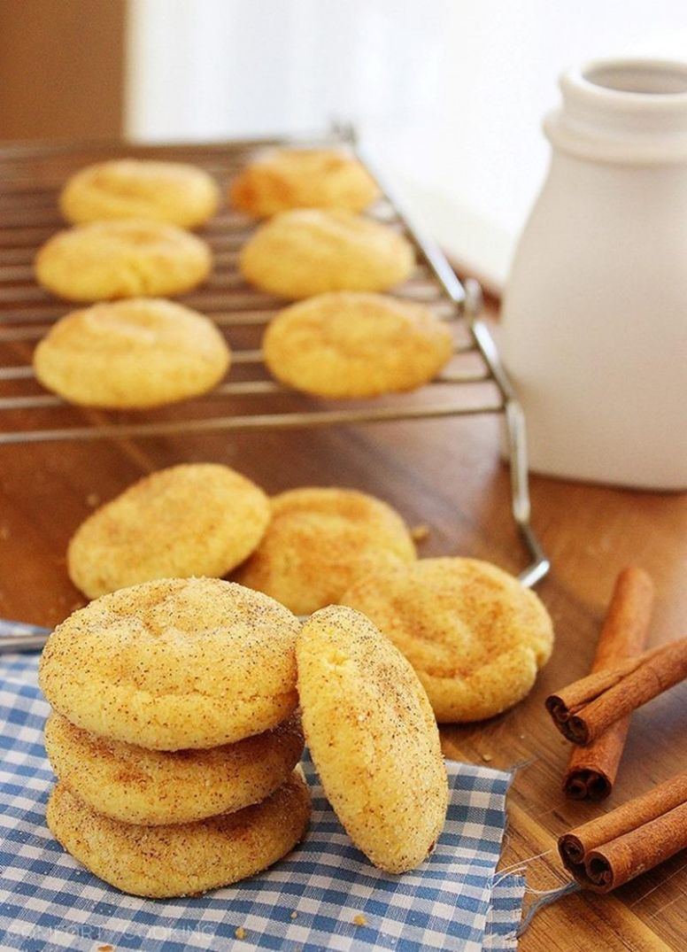 Super Soft Cake Mix Snickerdoodles - Recipes Yellow Cake Mix
