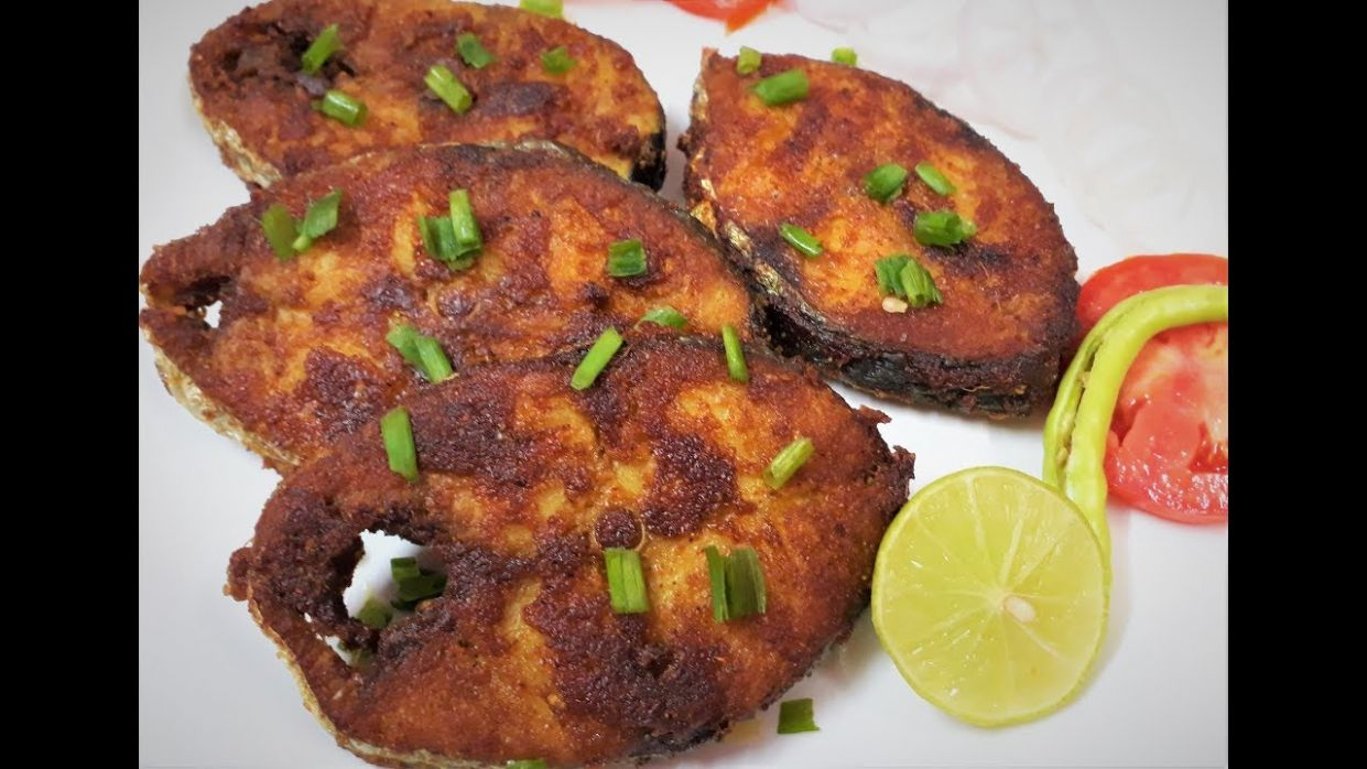 Surmai Fish Fry Recipe in Hindi - Recipe Fish Fry In Hindi