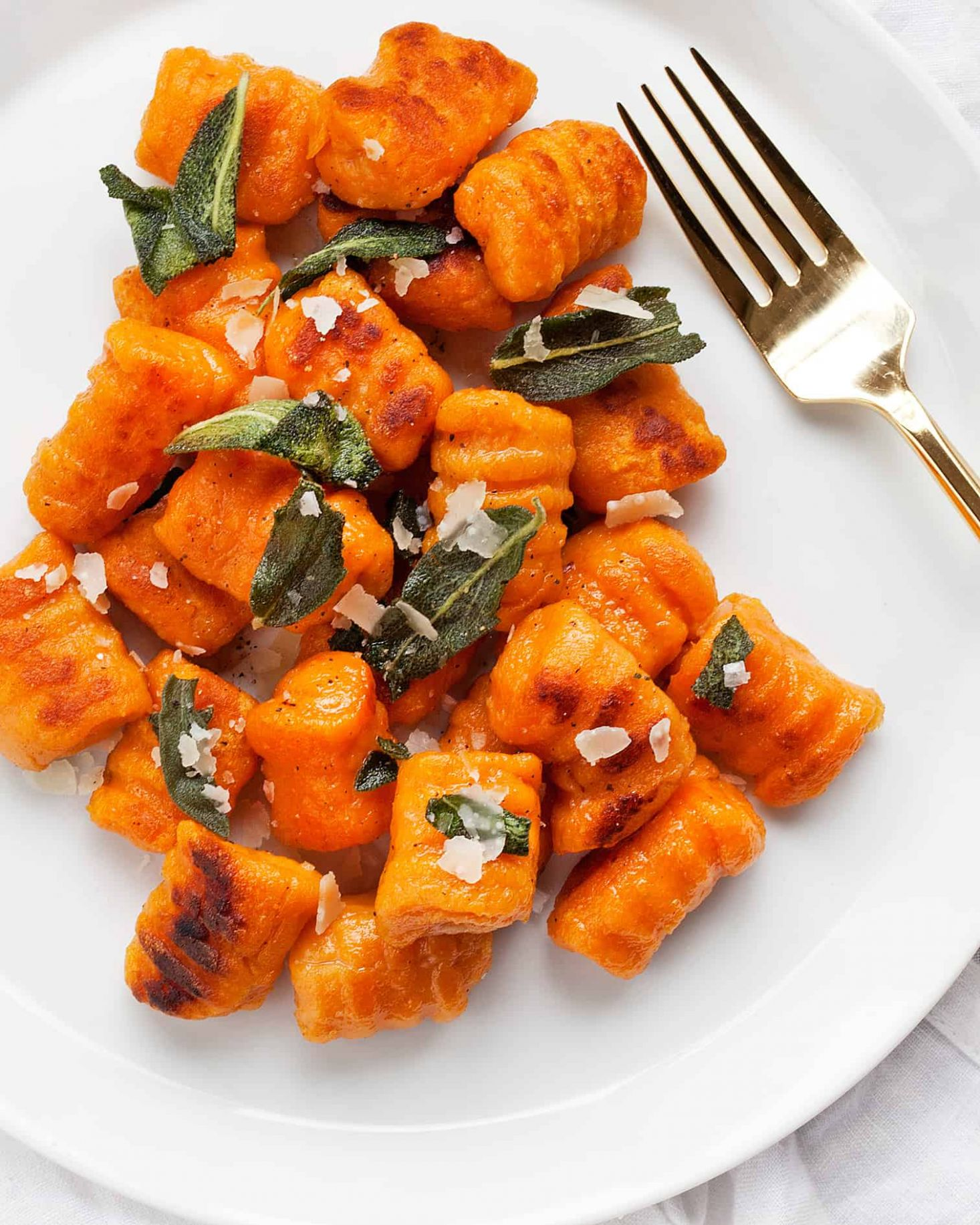 Sweet Potato Gnocchi - Recipes With Potato Gnocchi