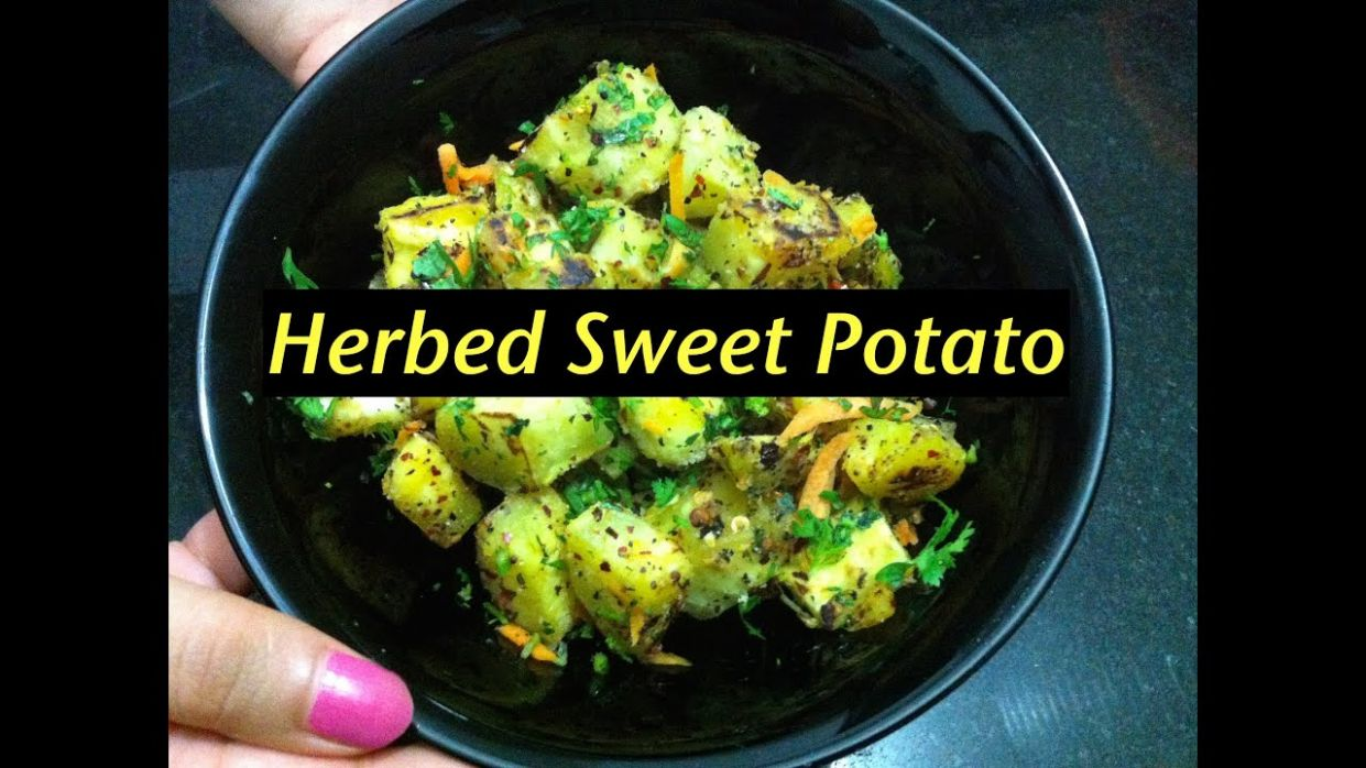 Sweet Potato Recipe Easy Weight Loss Diet Recipe - Potato Recipes To Lose Weight