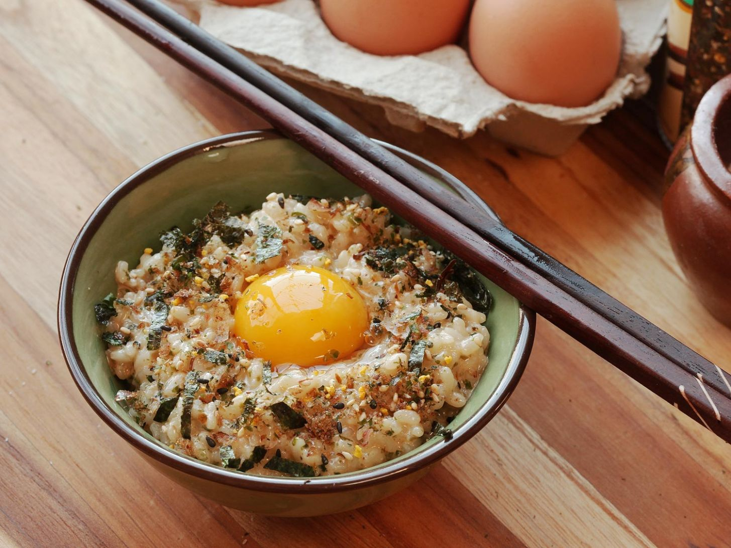 Tamago Kake Gohan (Japanese-Style Rice With Egg) Recipe - Recipes Rice And Eggs