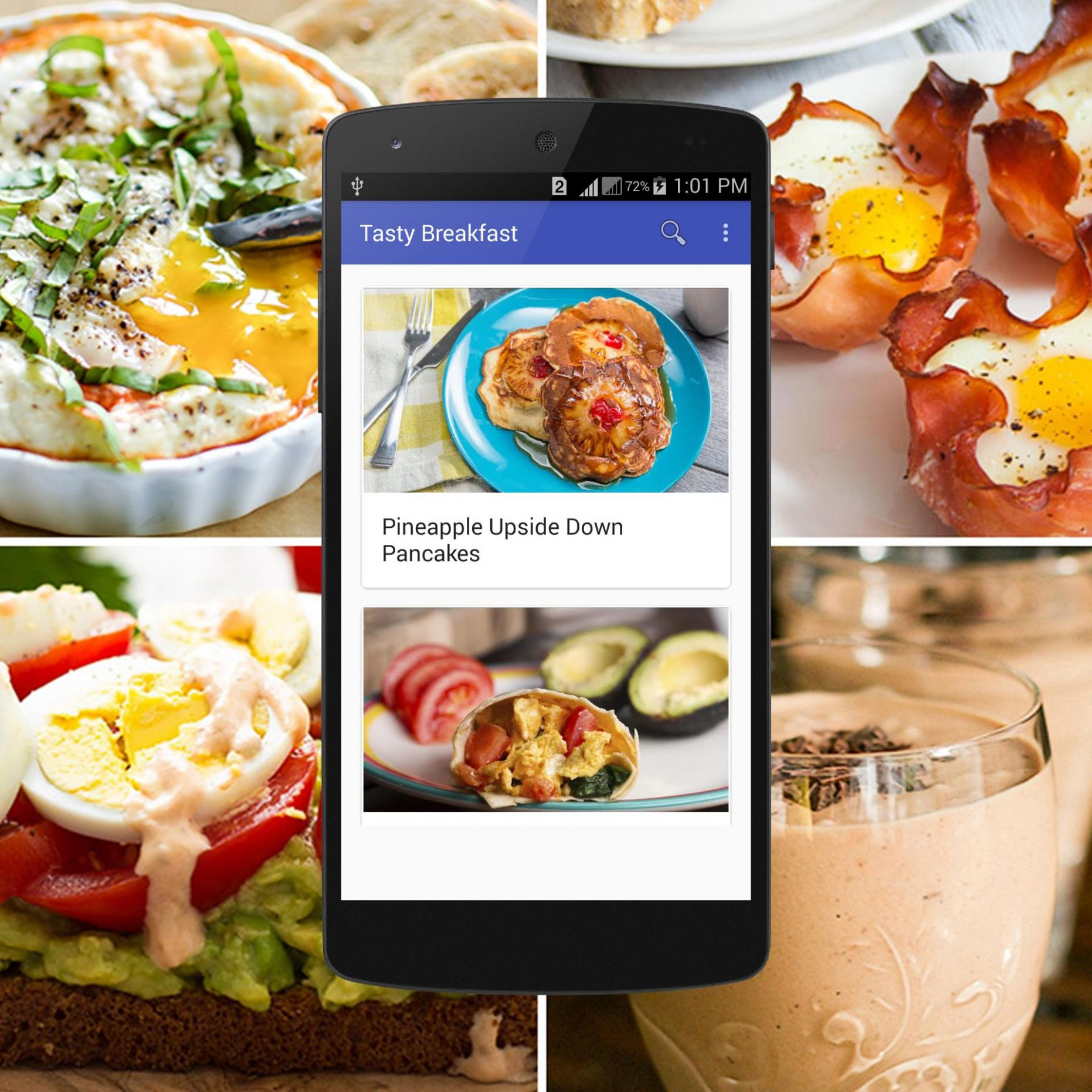 Tasty Breakfast Recipes for Android - APK Download