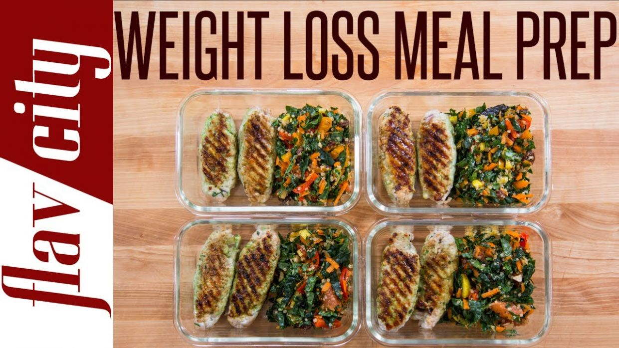 Tasty Low Calorie Recipes For Weight Loss - Healthy Meal Prep Recipes - Simple Recipes Low Calorie