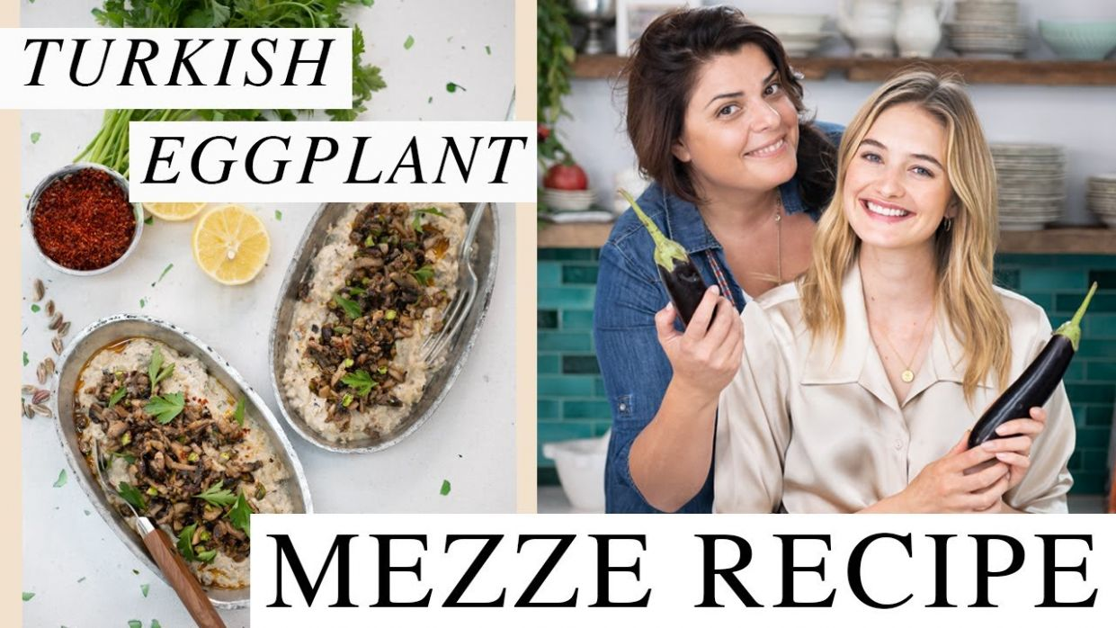 Tasty Vegetarian Recipe's w/ Refika | Learning To Cook Like A Chef & Easy  Healthy Recipes | Sanne