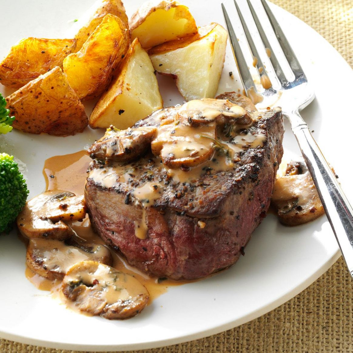 Tenderloin Steak Diane - Recipes Beef Loin