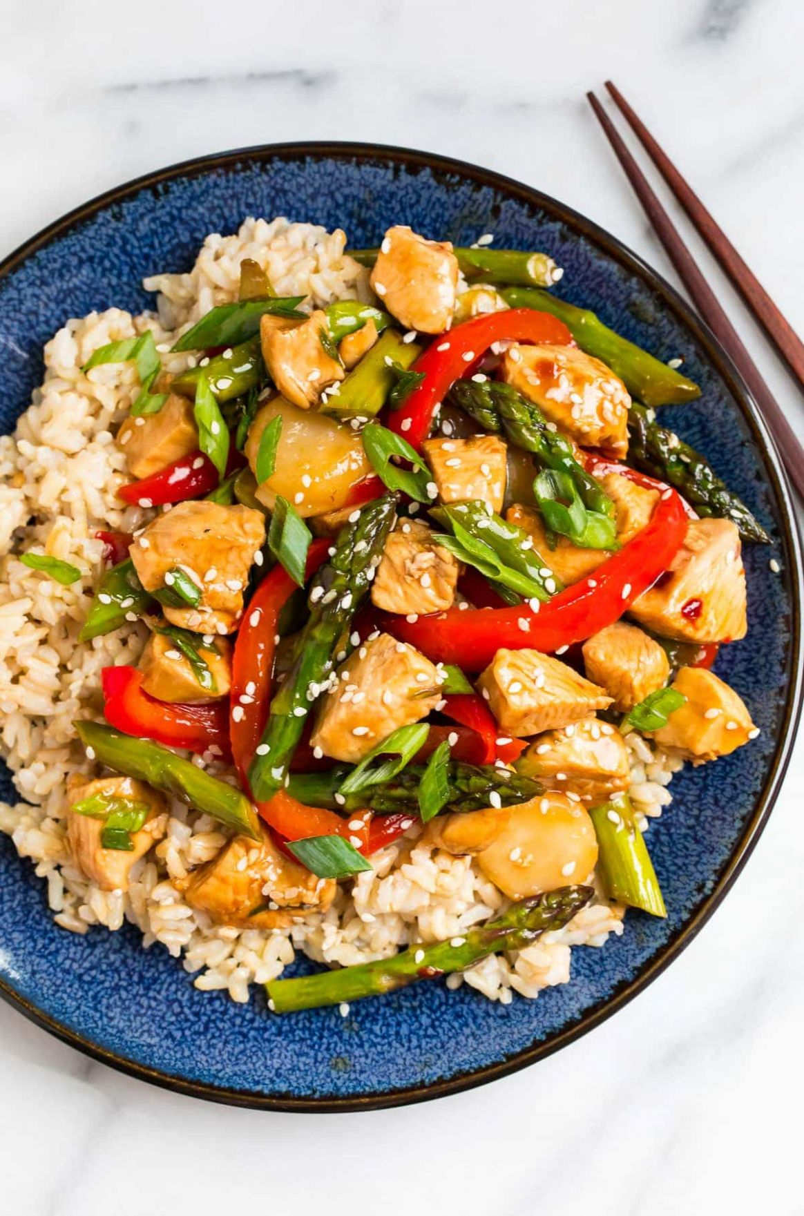 Teriyaki Chicken Stir Fry - Recipes Chicken Breast Stir Fry
