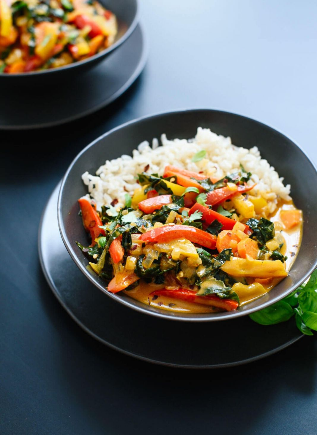Thai Red Curry Recipe with Vegetables - Cookie and Kate - Recipe Vegetarian Red Curry