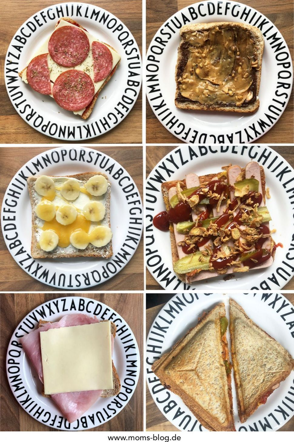 The 10 ♥ - sandwich maker recipes of my children ⋆ Moms Blog, the ..
