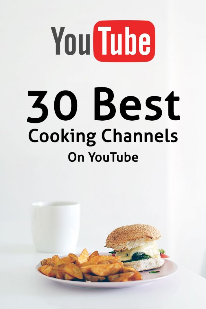 The 12 Best Cooking Channels On YouTube | Cooking, Cooking recipes ..