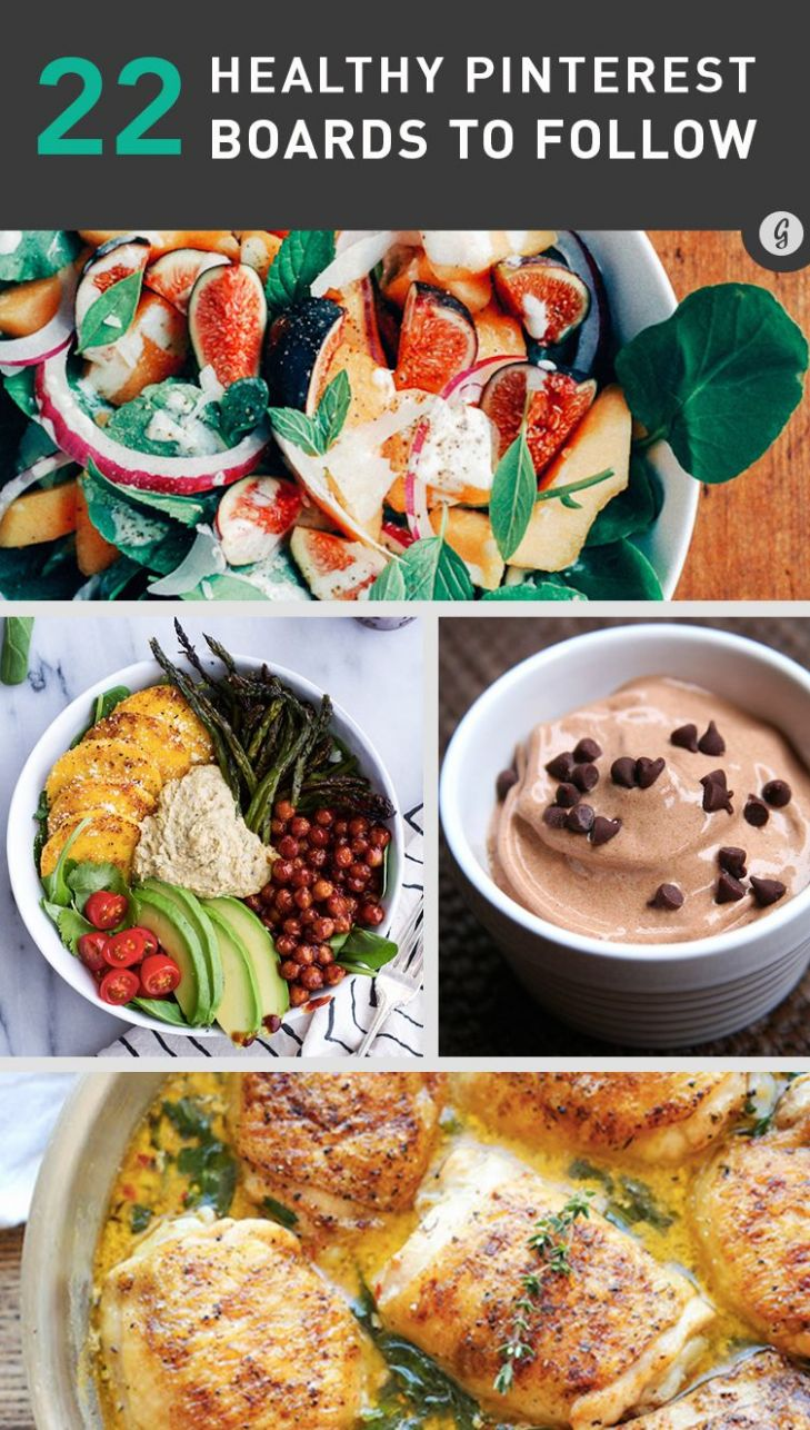 The 8 Healthiest Pinterest Boards You Should Be Following ..