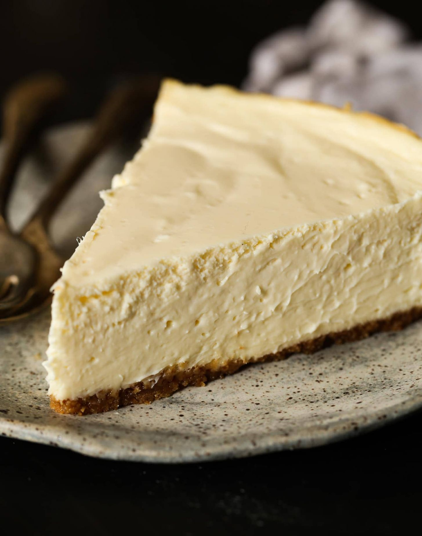 The Best Cheesecake Recipe (Step-by-Step) | Cookies & Cups