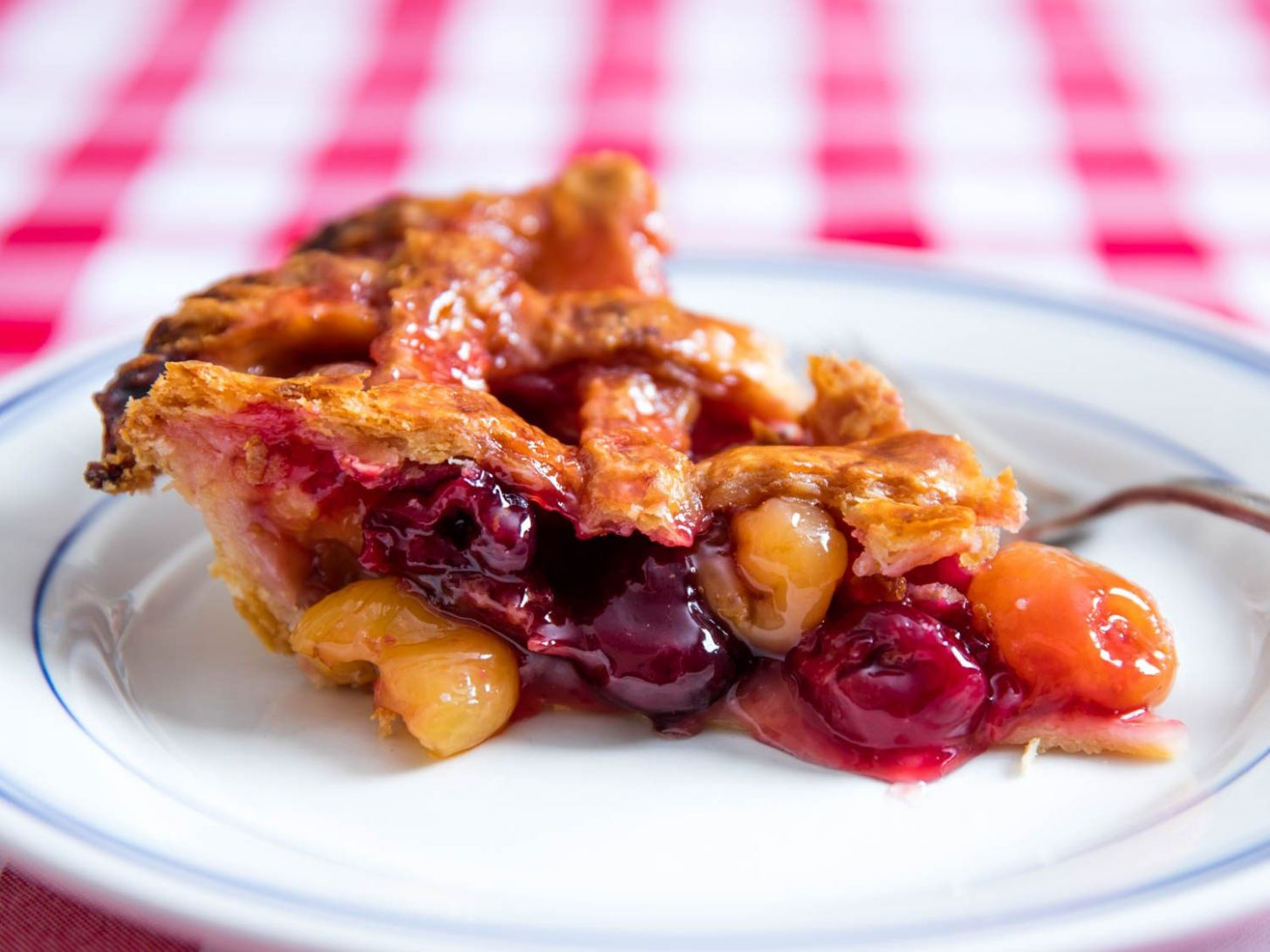 The Best Cherry Pie (With Fresh or Frozen Fruit) Recipe