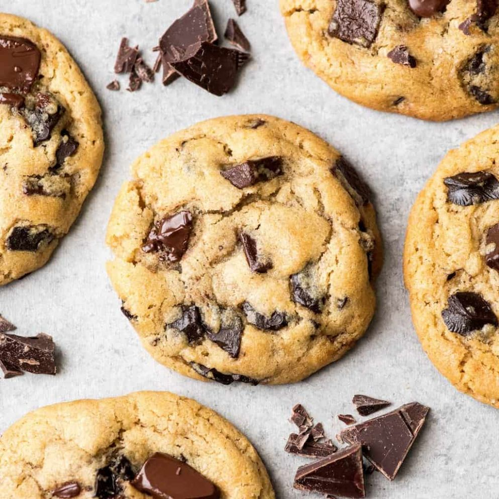 The Best Chocolate Chip Cookie Recipe Ever - Dessert Recipes Cookies