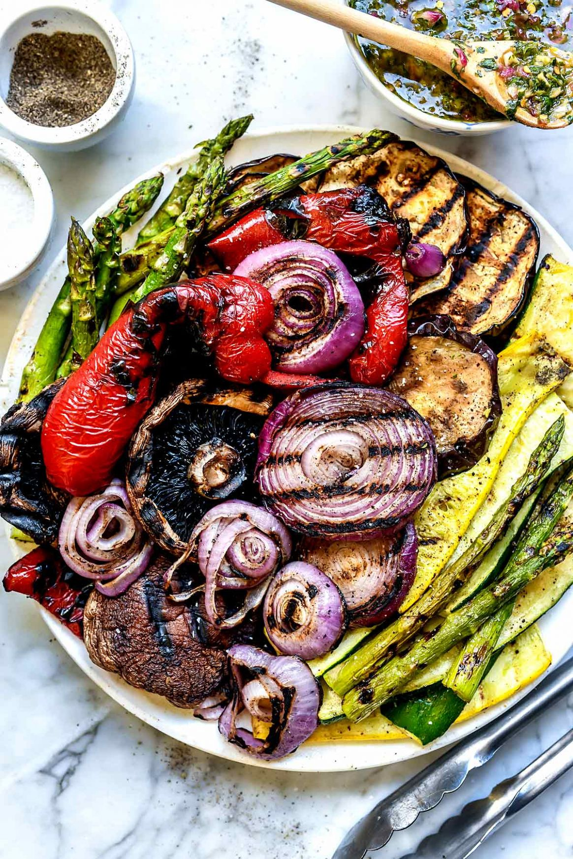 The Best Easy Grilled Vegetables - Recipes Vegetables On The Grill