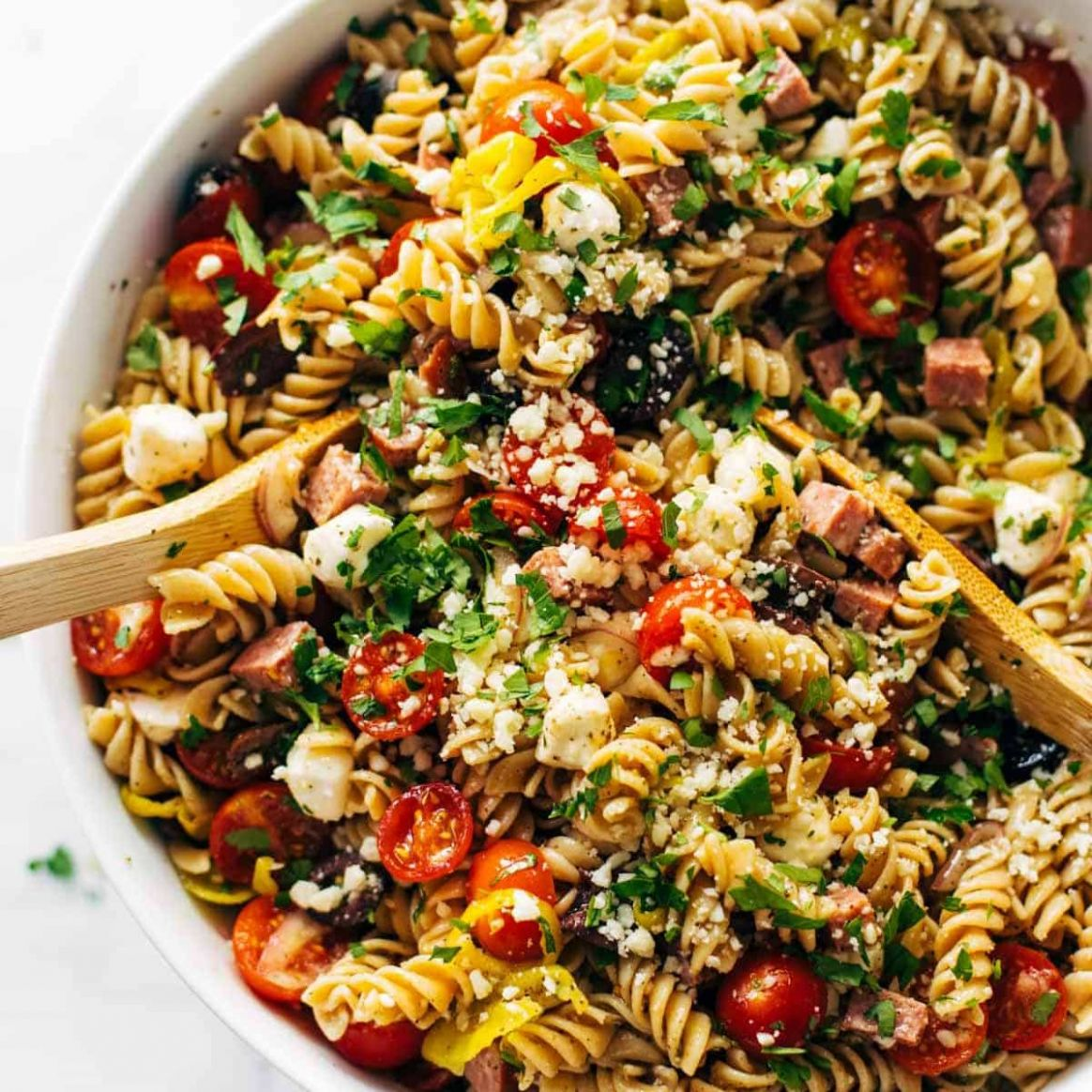 The Best Easy Italian Pasta Salad - Recipes Pasta Salad Cold