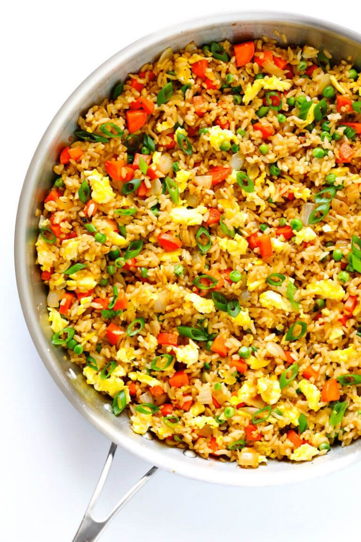 The BEST Fried Rice! - Recipes Rice Dinner