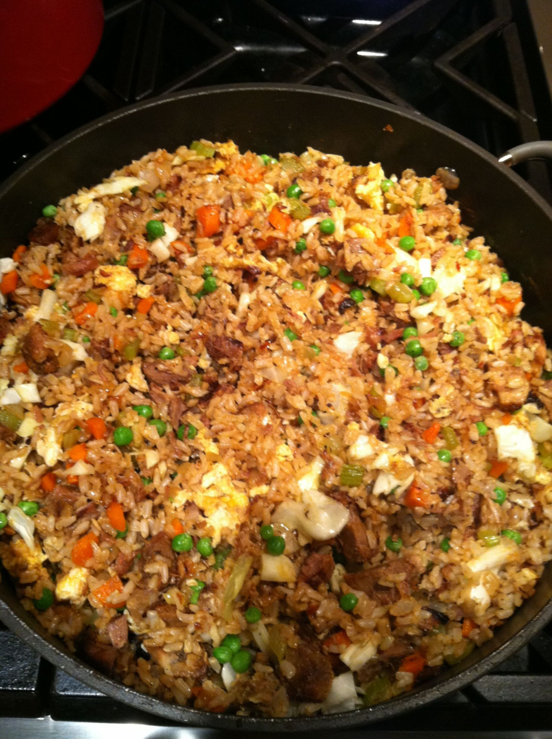 The Best Fried Rice You'll ever make! | Food, Rice dishes, Rice ...