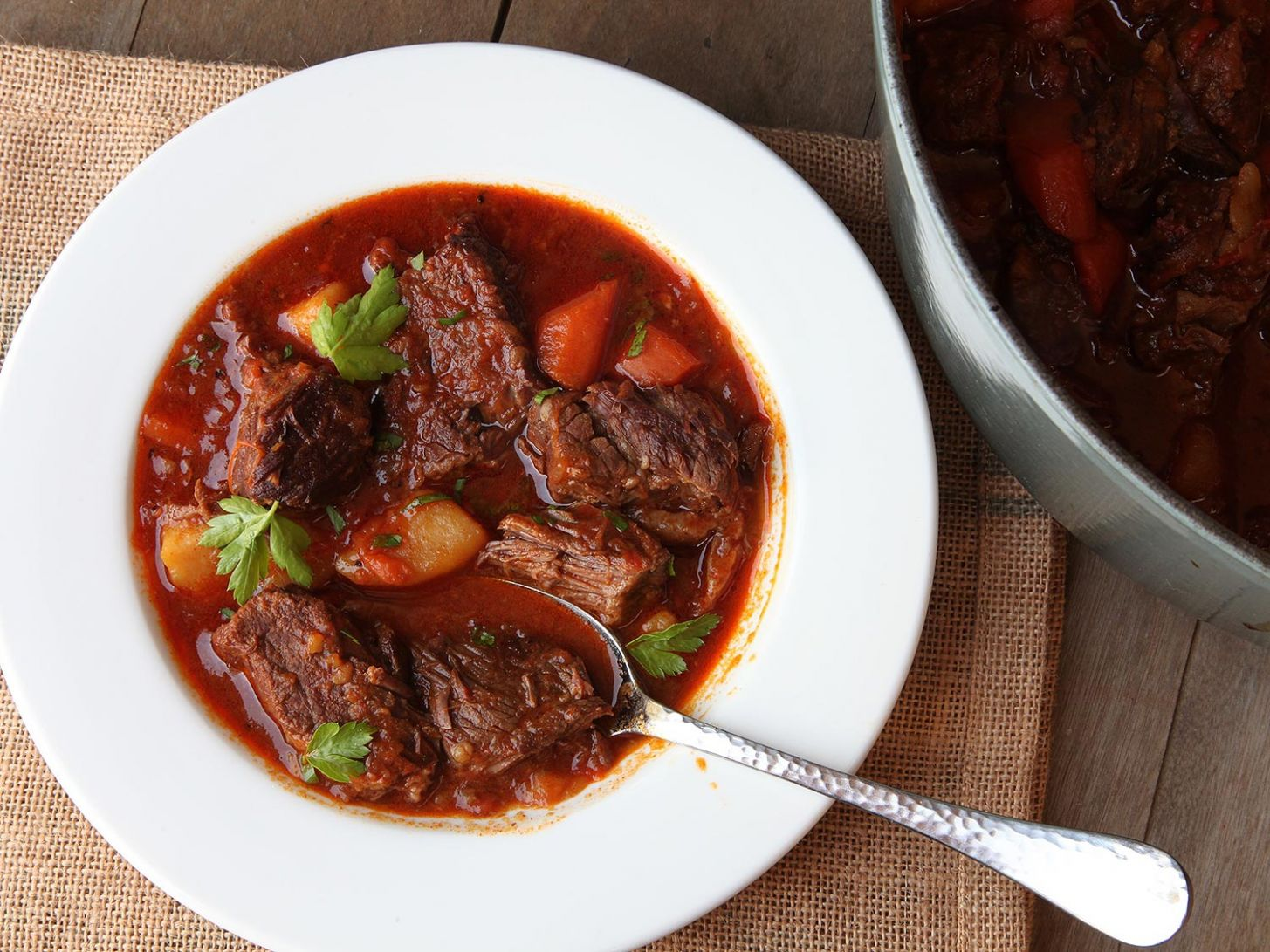 The Best Goulash (Hungarian Beef and Paprika Stew) | The Food Lab ..