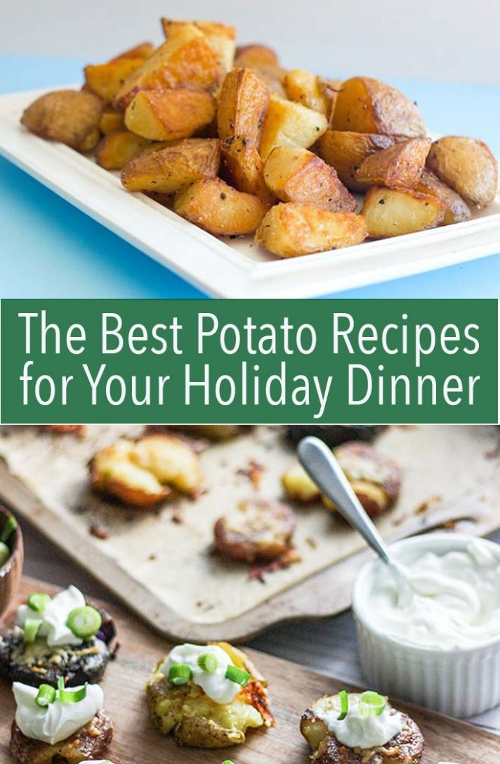 The Best Potato Recipes for Your Holiday Dinner - Cook the Story - Potato Recipes For Xmas