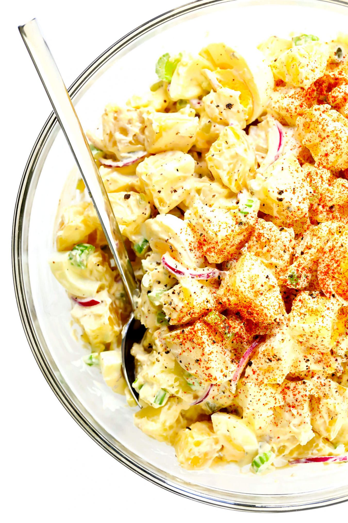 The BEST Potato Salad!