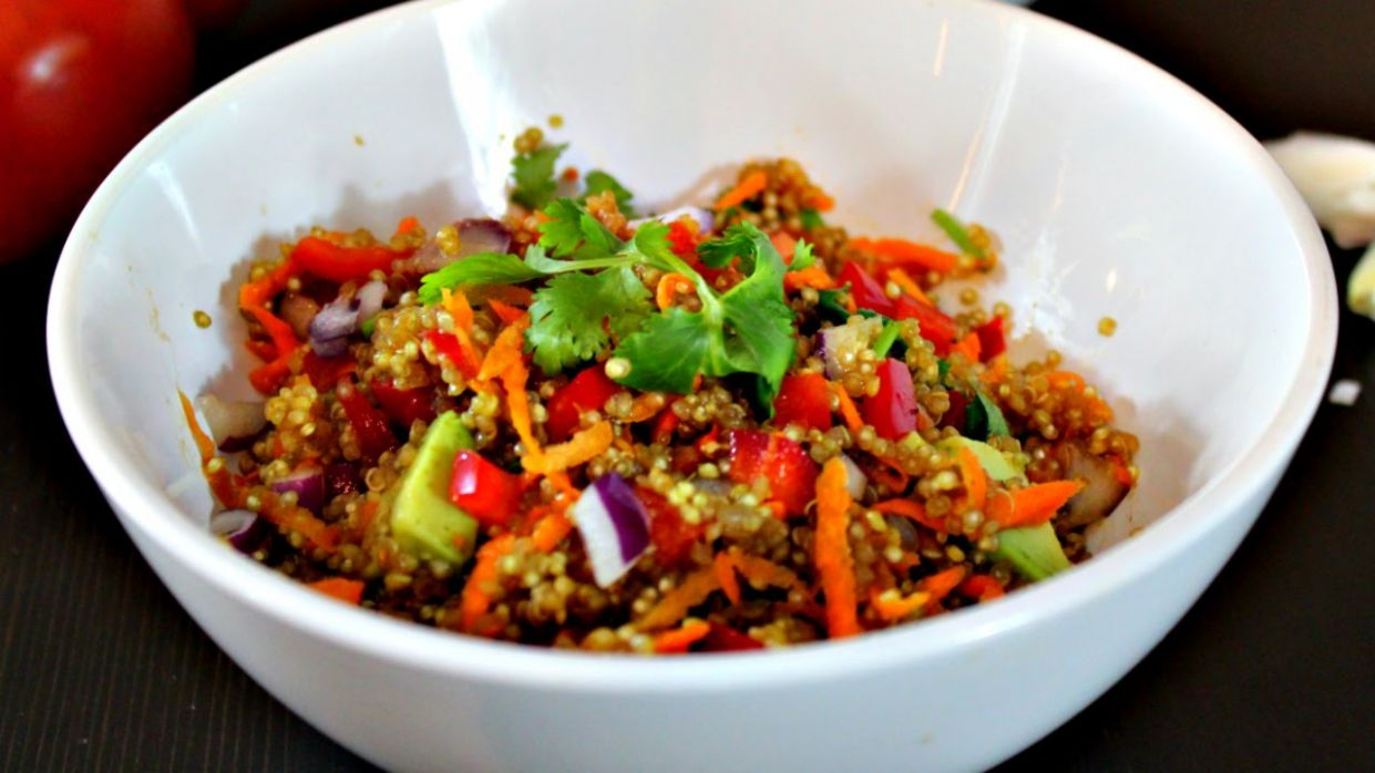 The Best Quinoa Salad Recipe