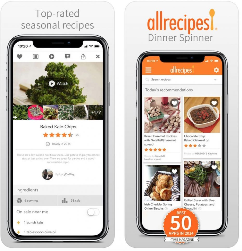 The Best Recipe Apps For Making Tasty Meals – Review Geek - Easy Recipes App