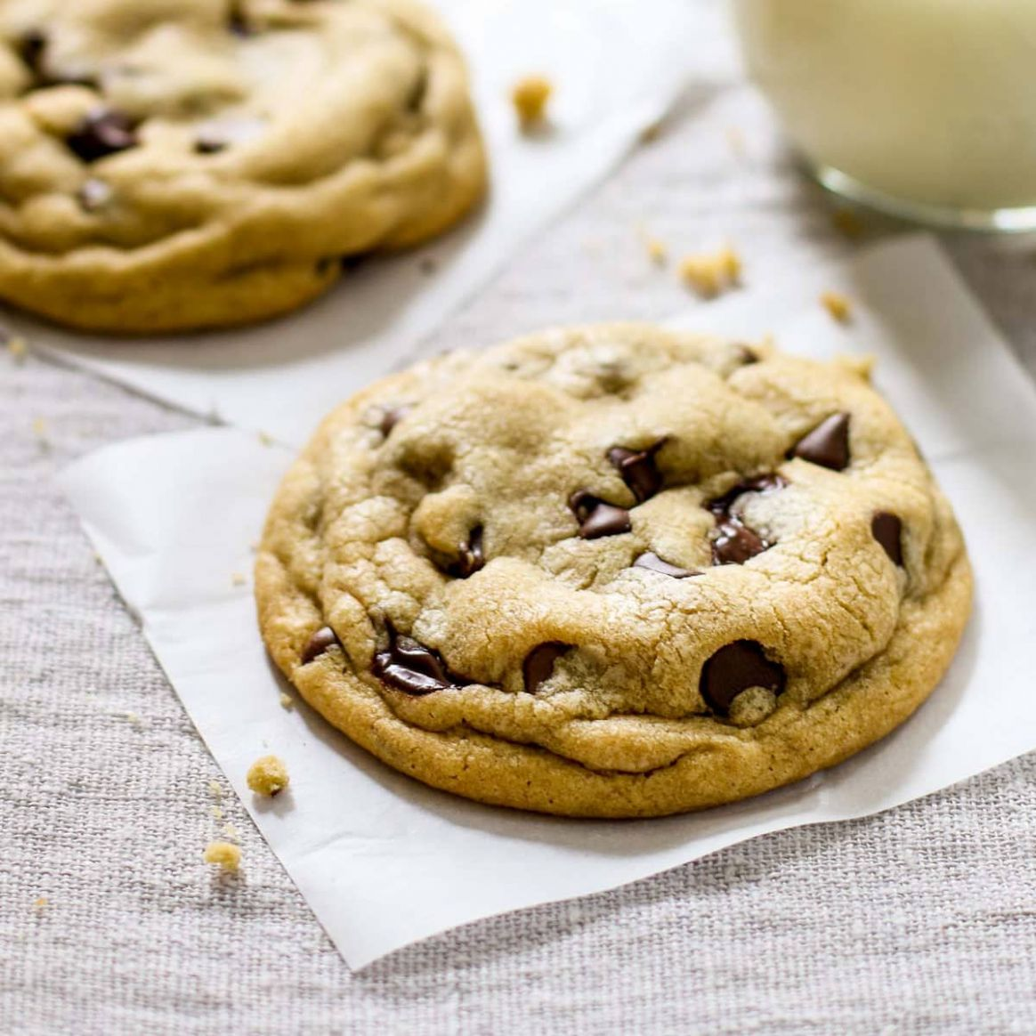 The Best Soft Chocolate Chip Cookies - Dessert Recipes Cookies