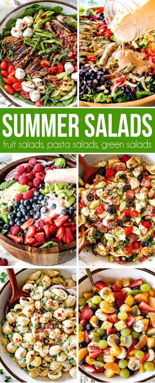 The best summer salad recipes from fruit salads to green salads ..