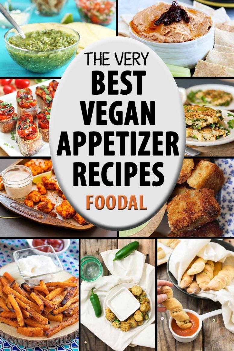 The Best Vegan Appetizers Made with Fresh Ingredients | Foodal