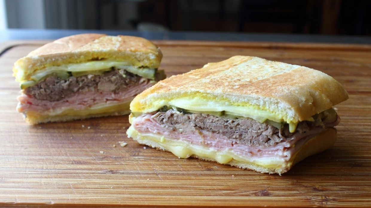 Cuban Sandwich - How to Make a Cubano Sandwich - Sandwich Recipes Youtube