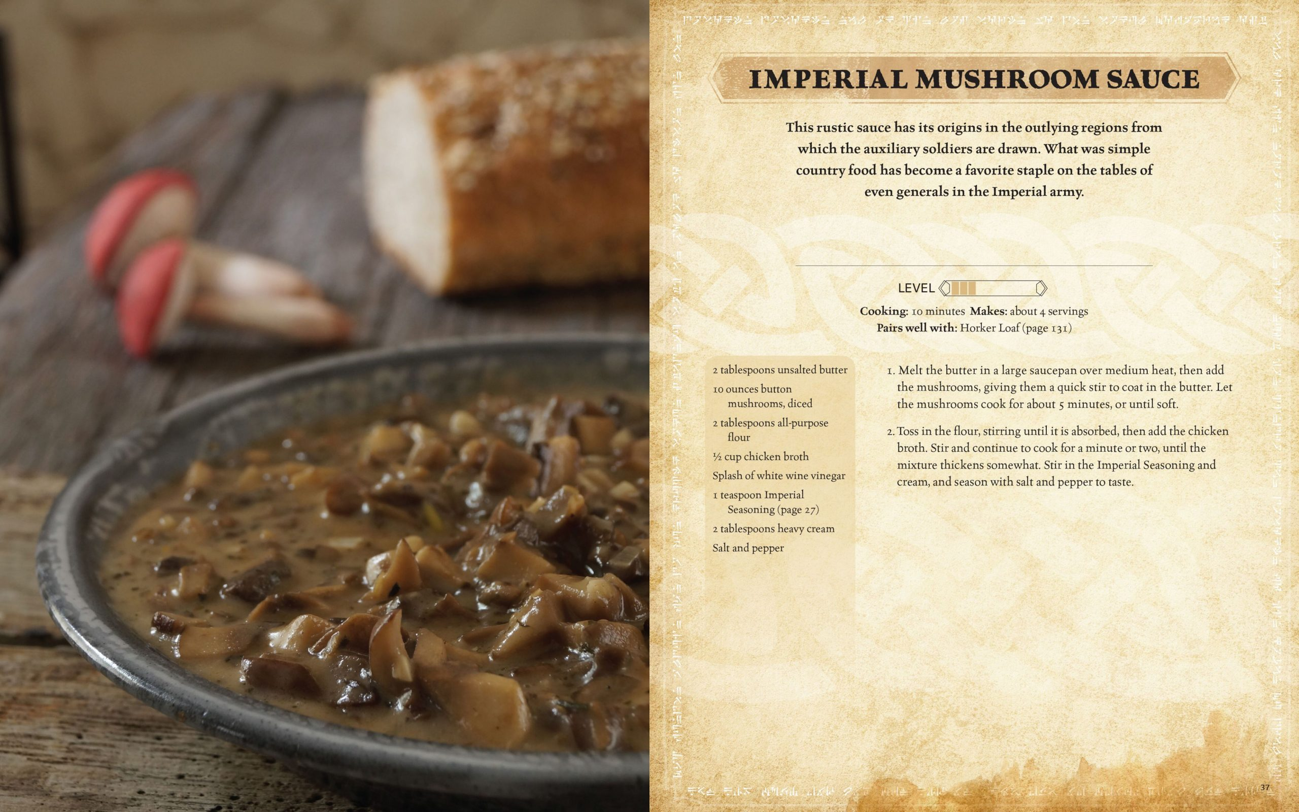 The Elder Scrolls Cookbook Review: An Essential Companion for ...