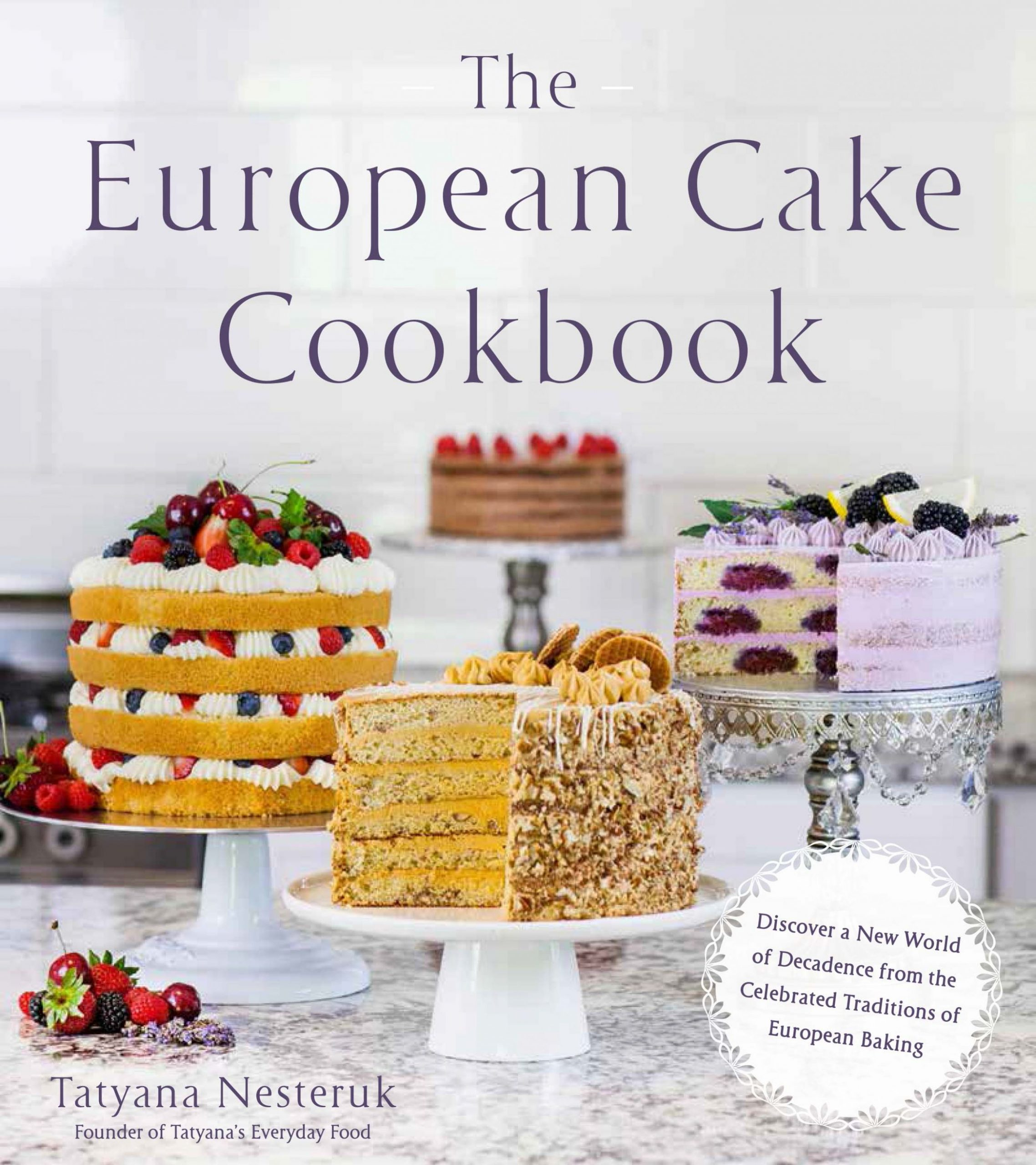 European Cake Cookbook - Dessert Recipes Pdf Free Download