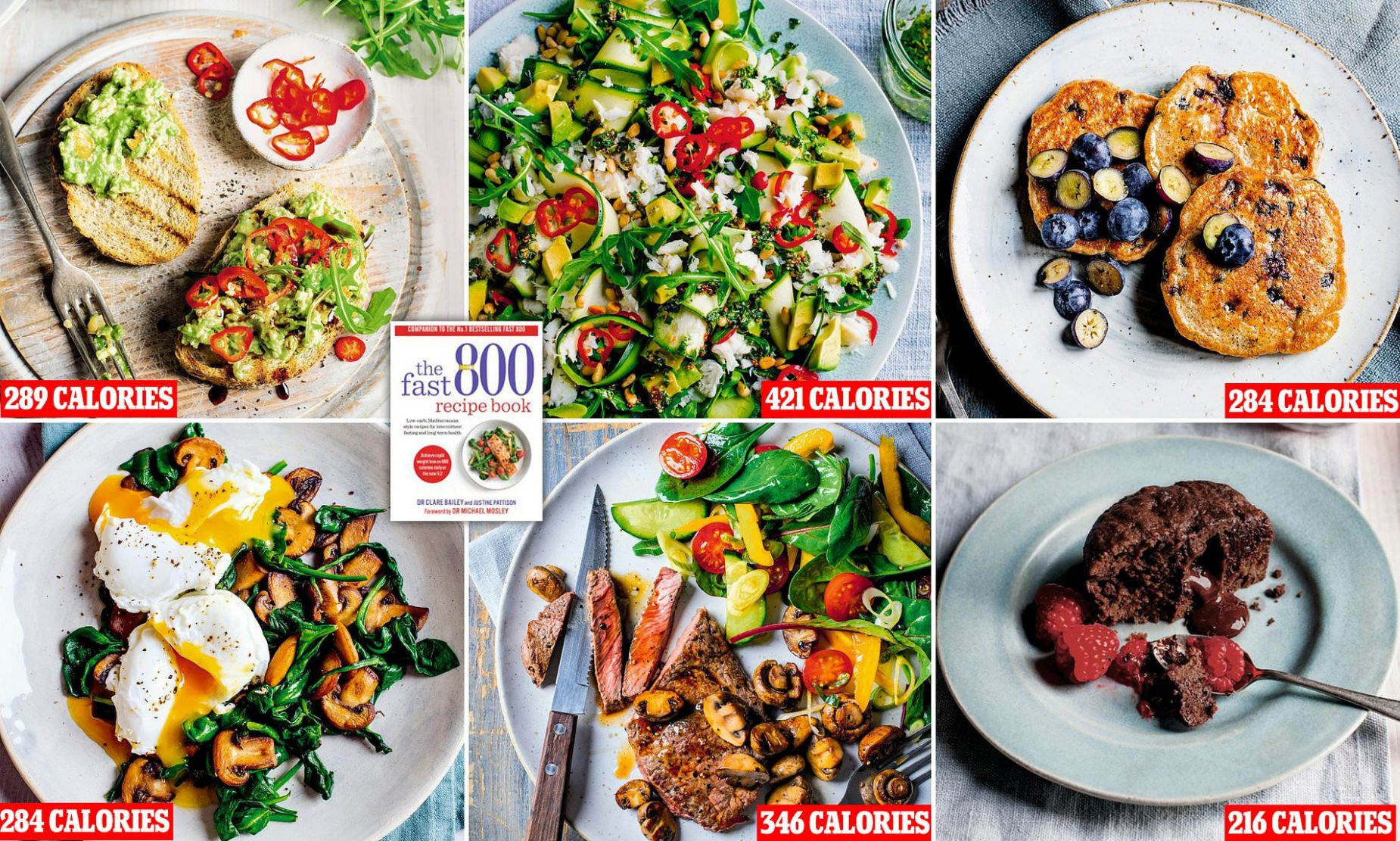 The fast 8 diet all new summer recipes   Daily Mail Online