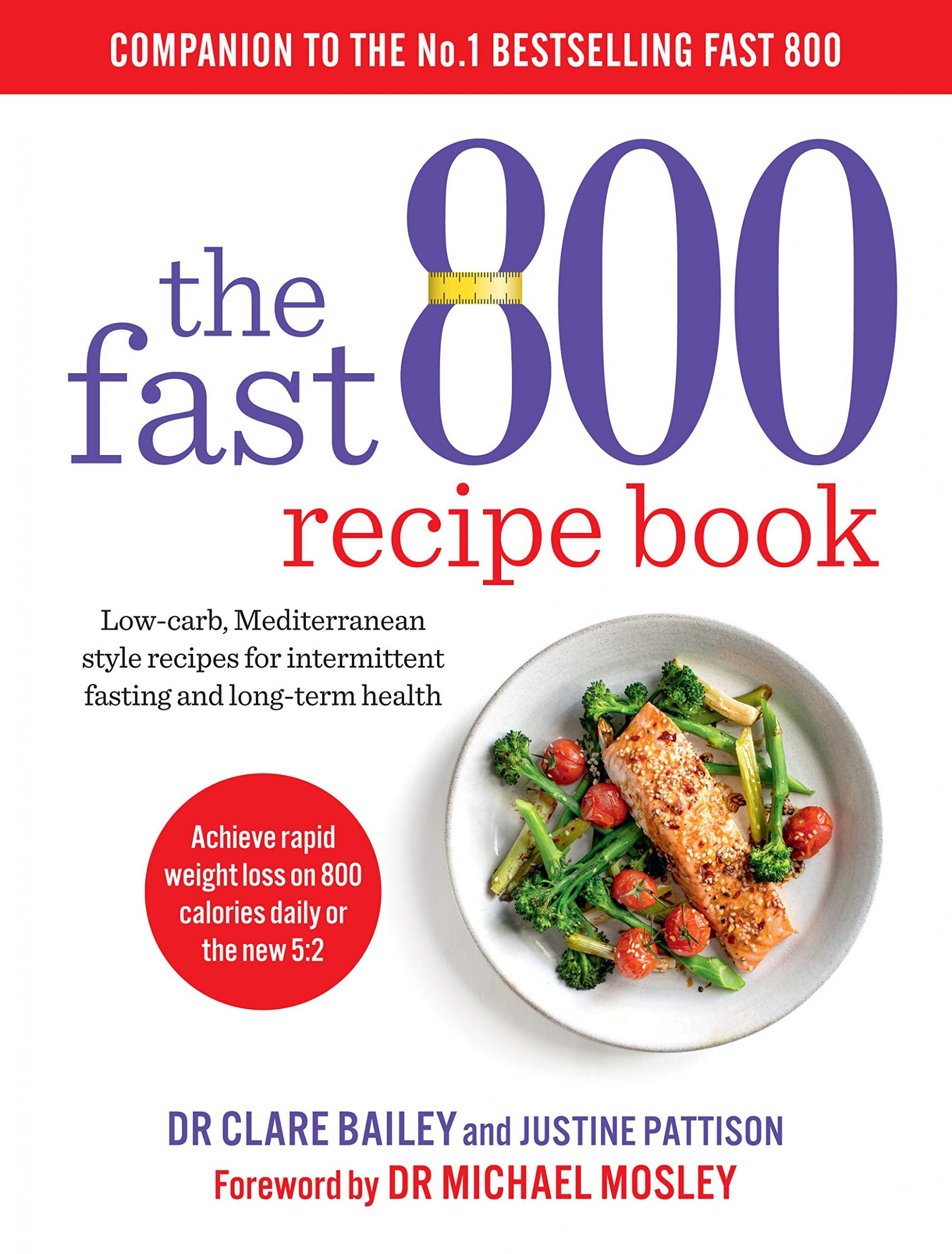 The Fast 8 Recipe Book: Low-carb, Mediterranean style recipes ...