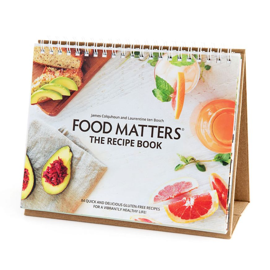 The Food Matters Recipe Book Volume 10, Printed Edition