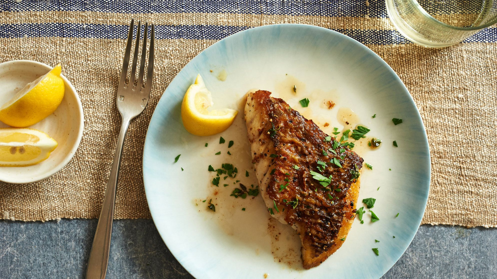 The Greatest Fish Recipe - The New York Times