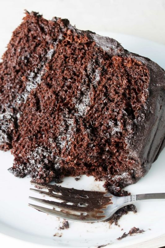 The Most Amazing Chocolate Cake - Recipes For Cake