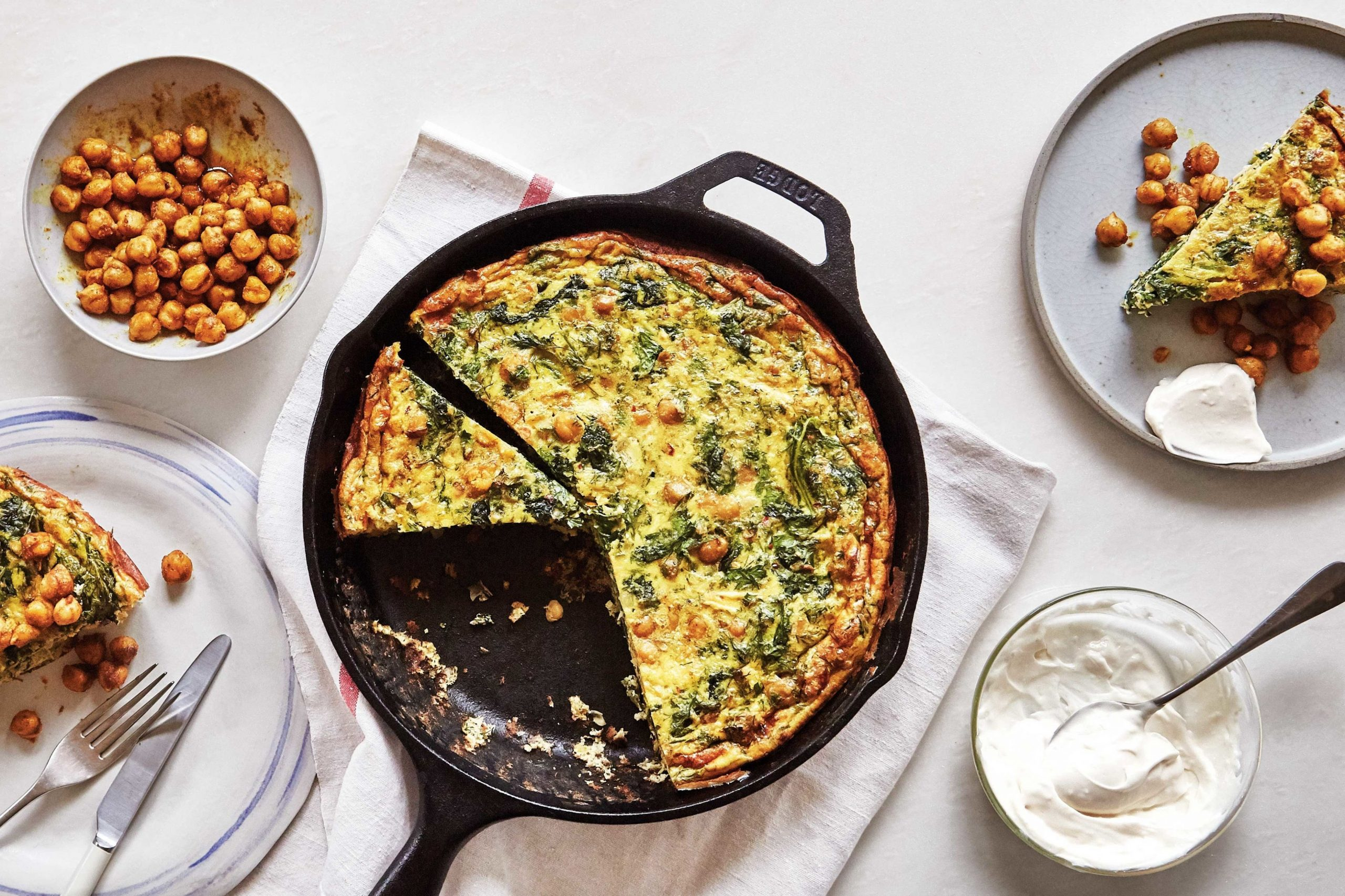 The Only Frittata Recipe You'll Ever Need | Epicurious