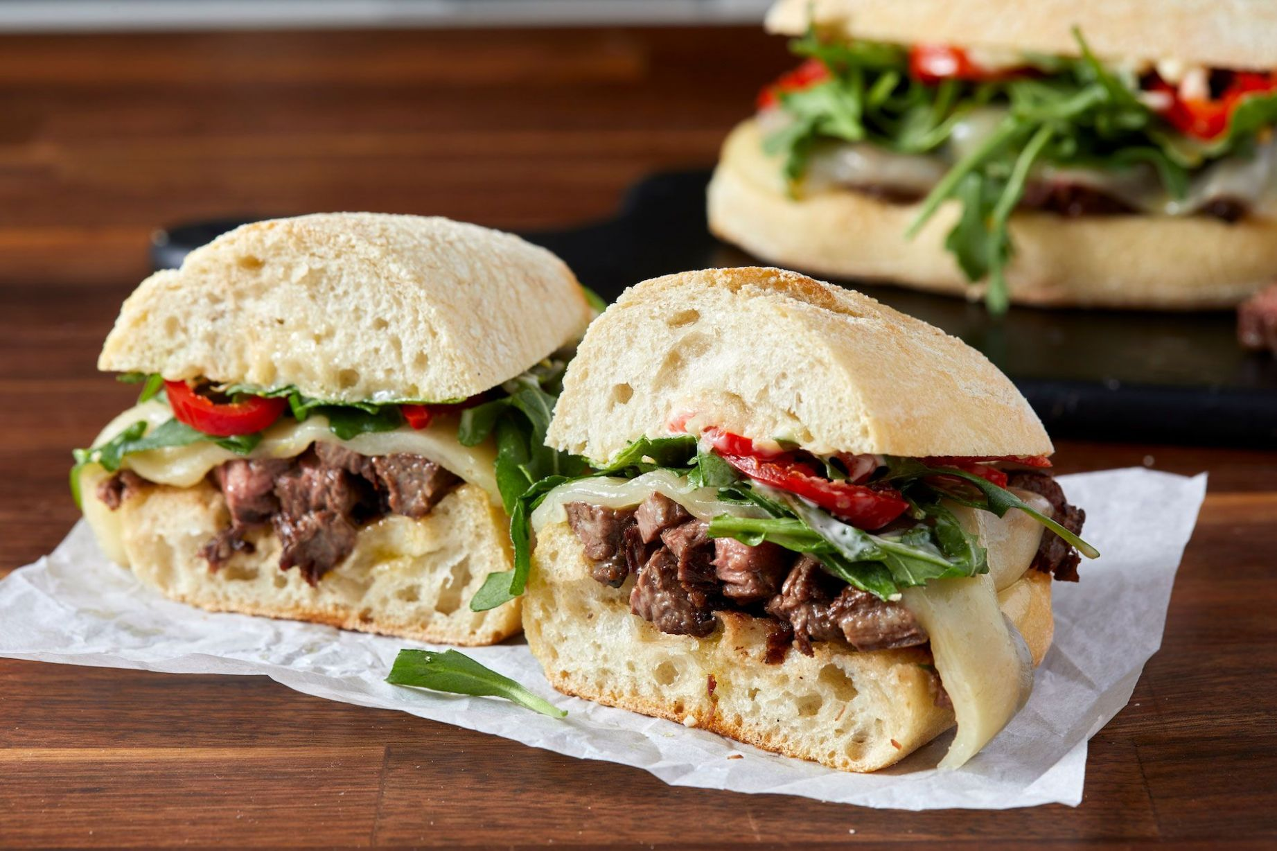 The Only Steak Sandwich Recipe You'll Ever Need