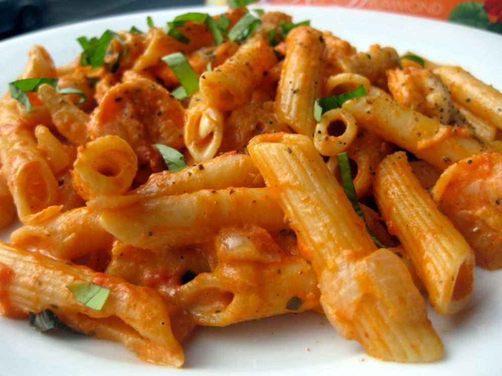 The Pioneer Woman Cooks – Penne alla Betsy! - Pasta Recipes Pioneer Woman