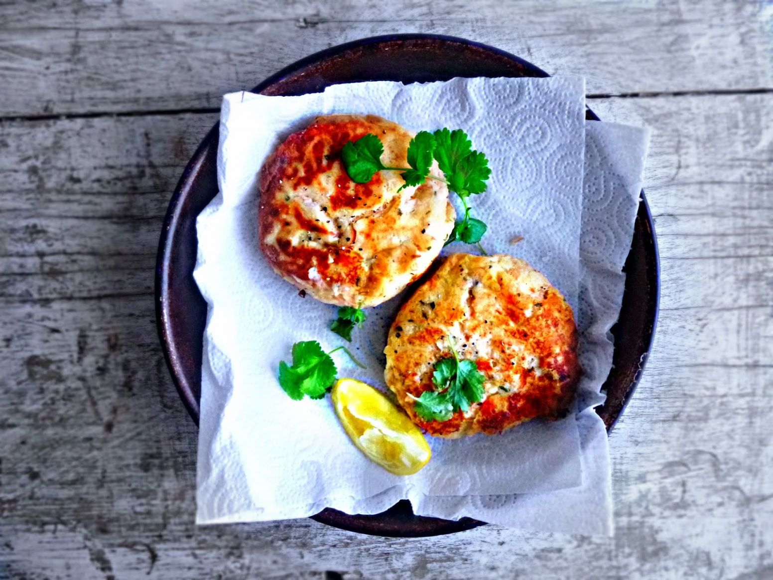 The Spoon and Whisk: Jamie's Salmon Fishcakes recipe