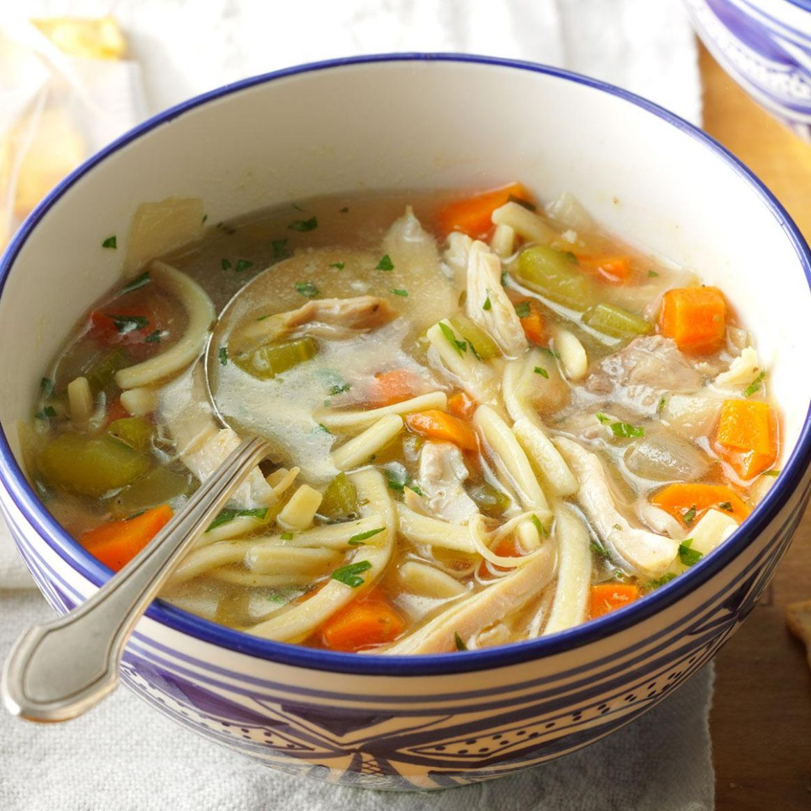 The Ultimate Chicken Noodle Soup - Recipes Chicken Noodle Soup