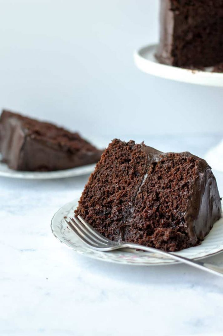 The Ultimate Chocolate Cake Recipe from a Box | Ideas for the Home