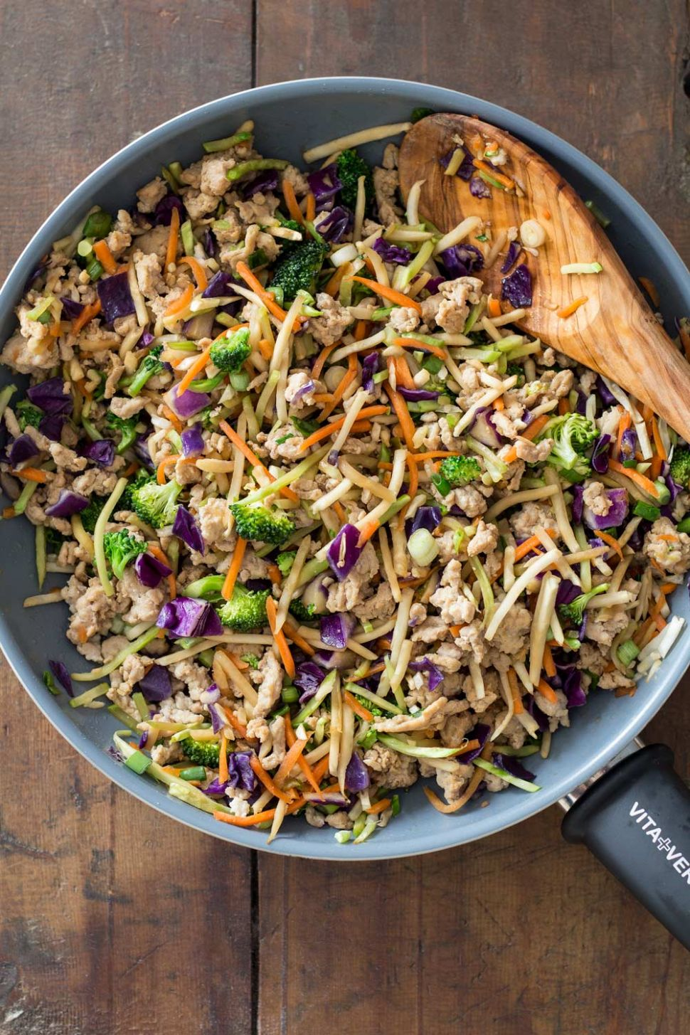The Ultimate Low-Carb Stir-Fry