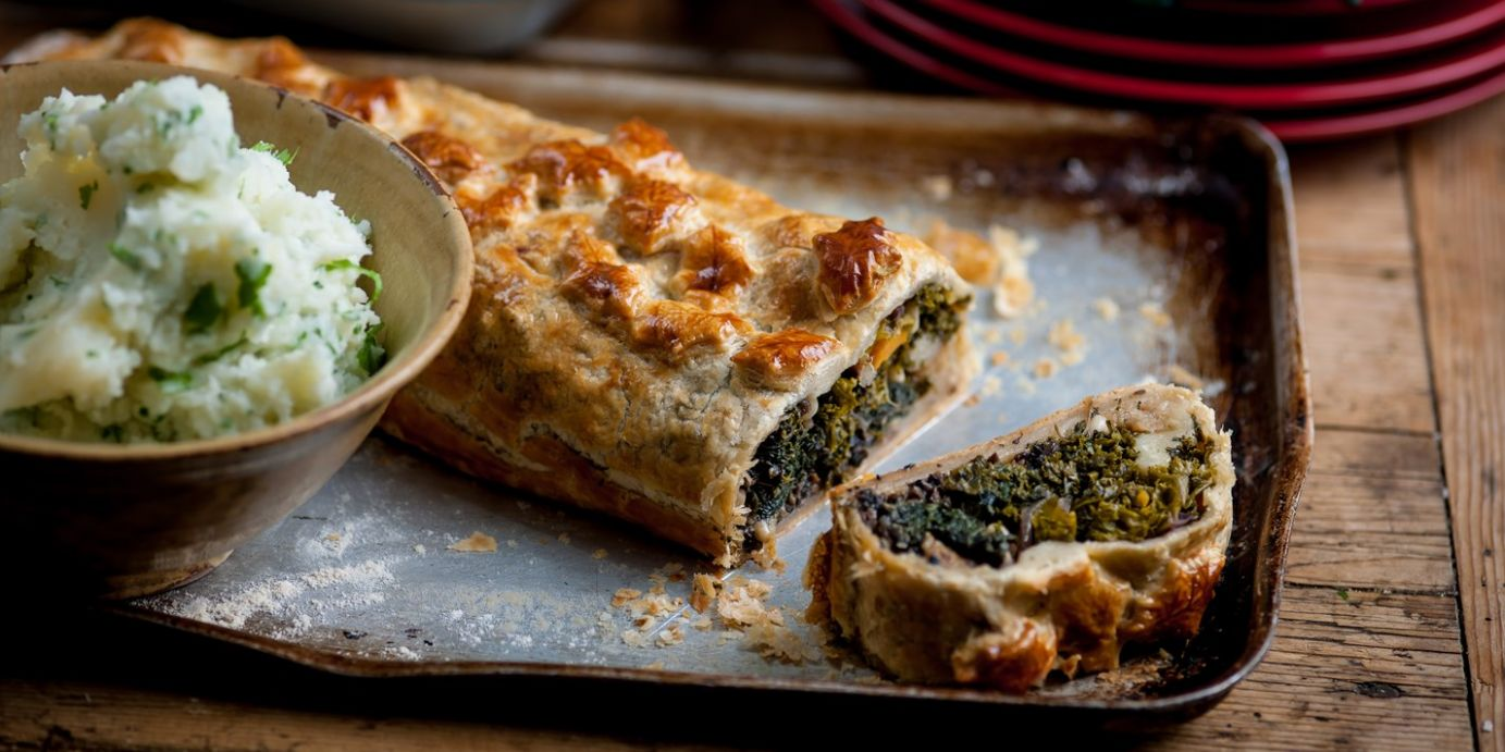 The Ultimate Vegetarian Christmas Dinner Menu - Great British Chefs