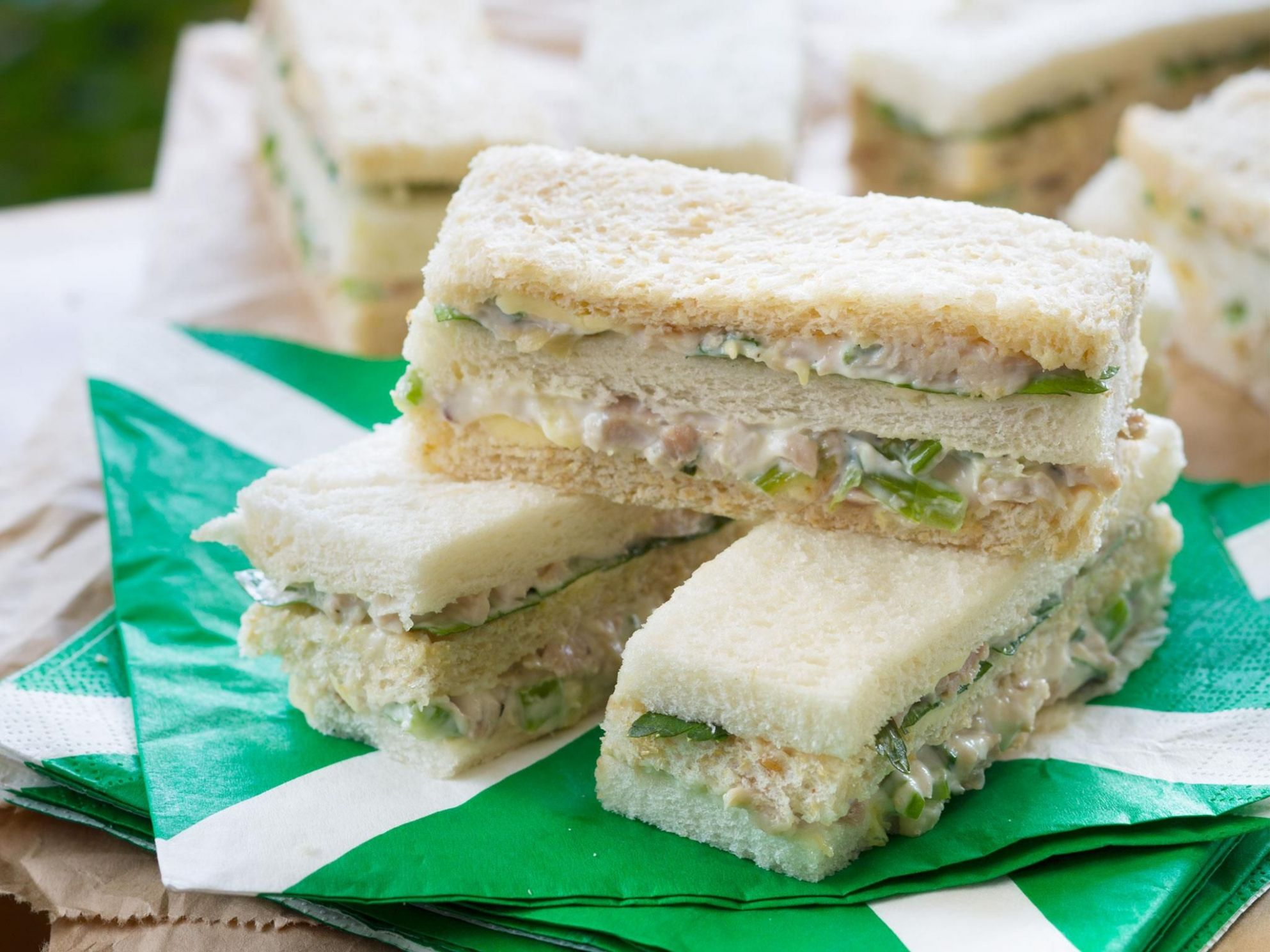 There's a real art to creating the perfect chicken club sandwich ...