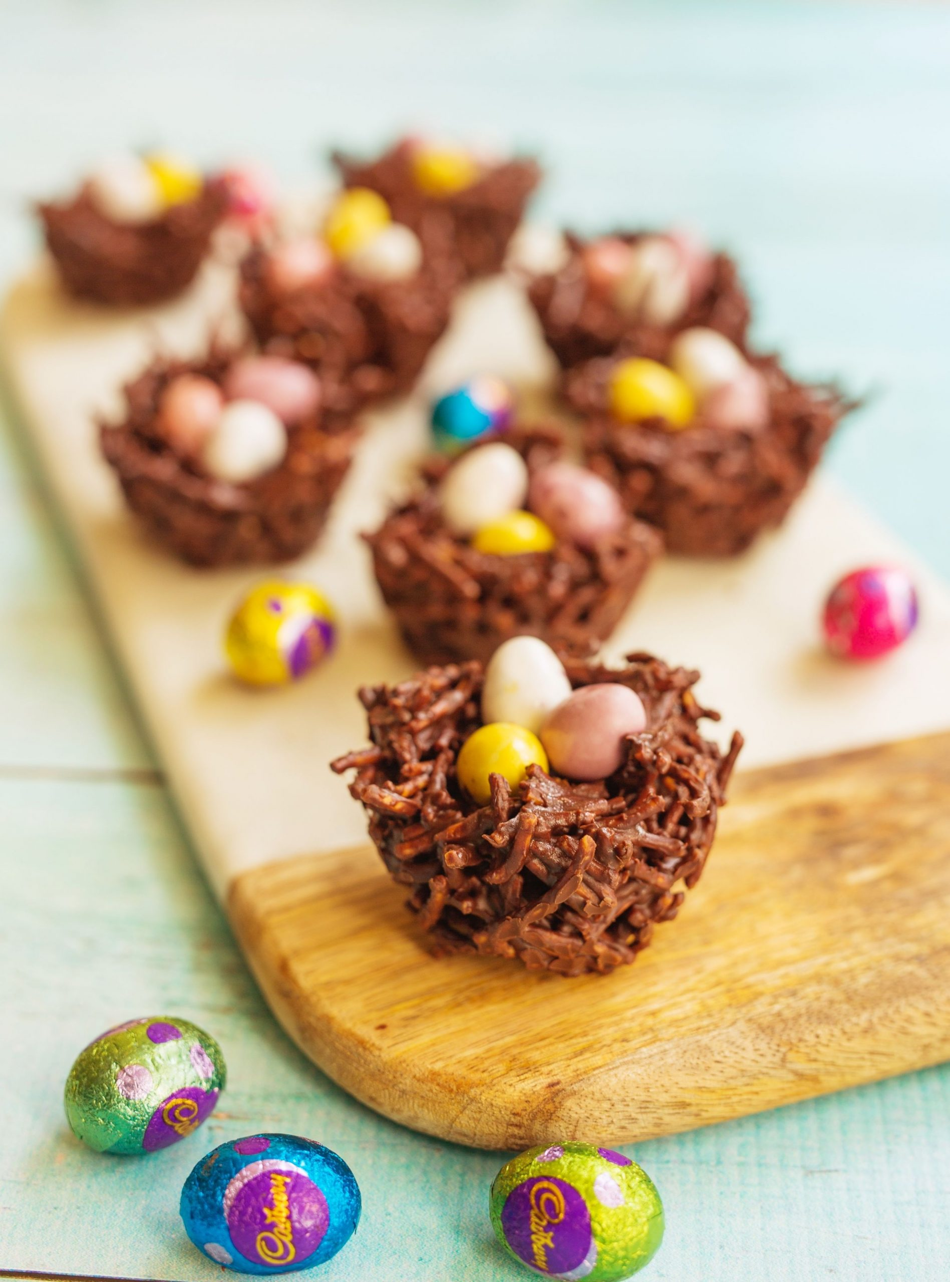 Thermomix recipe: Easter Chocolate Nests | Tenina