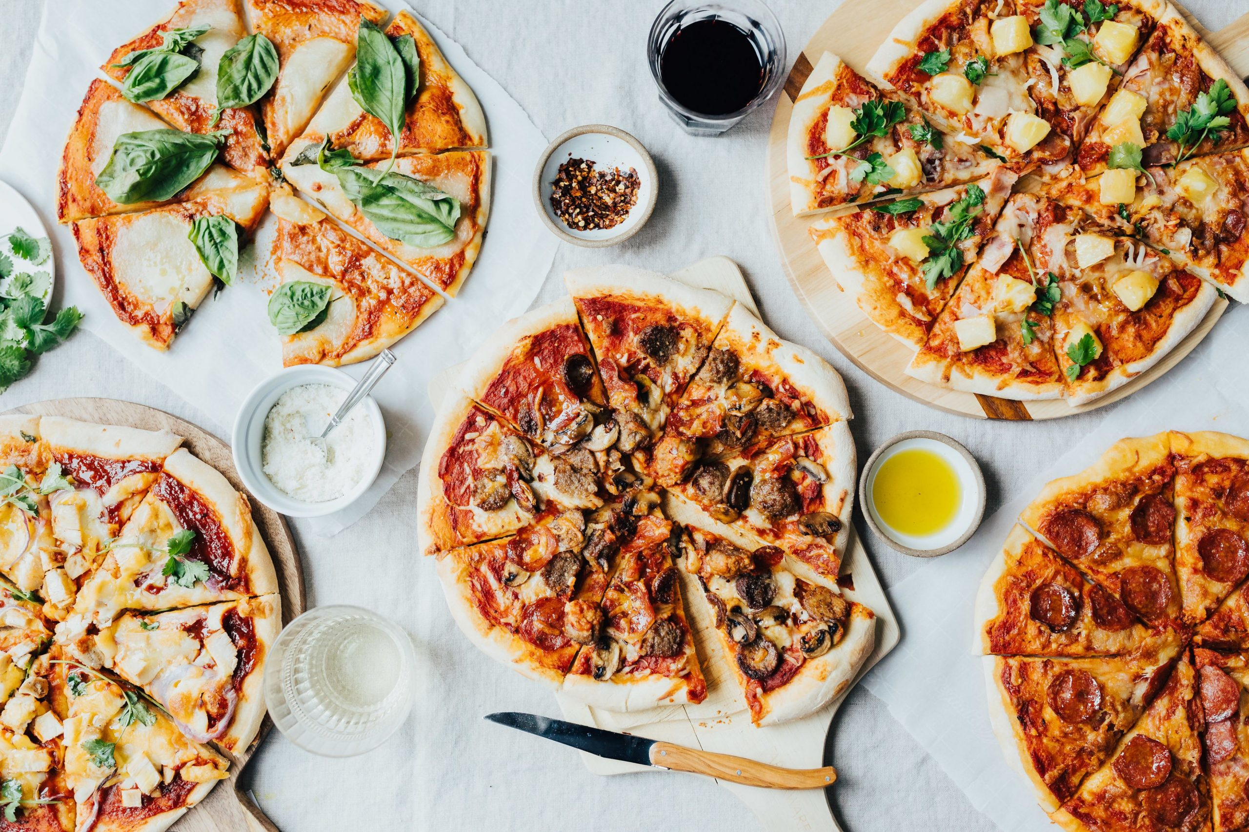 se Are the 10 Most-Loved Pizza Toppings Ever | Kitchn - Pizza Recipes Varieties