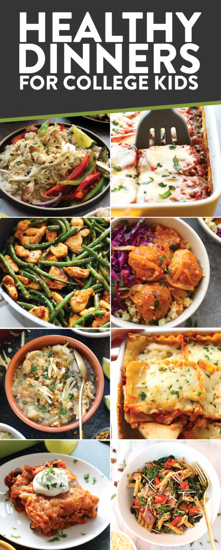 These dinner recipes are perfect for college students on a budget ...