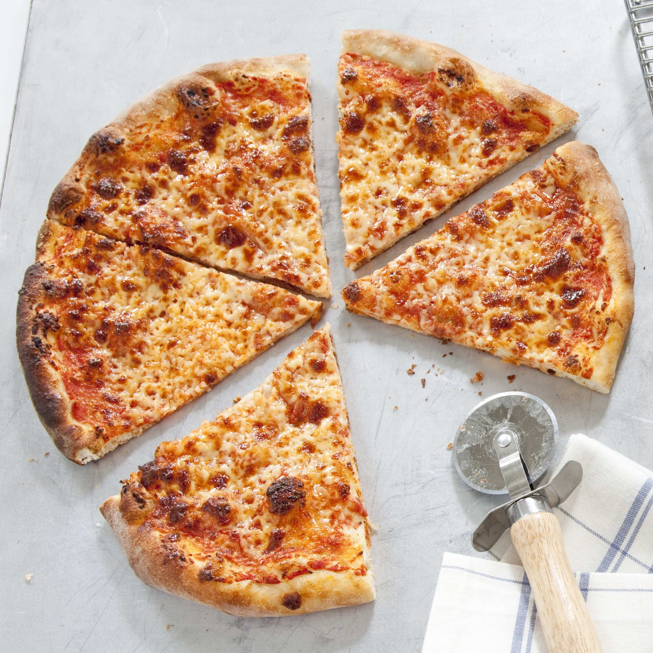 Thin-Crust Pizza - Pizza Recipes Nytimes